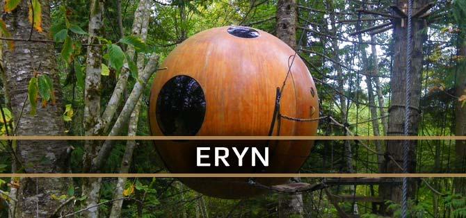 Eryn Sphere - Free Spirit Spheres Accommodations Link